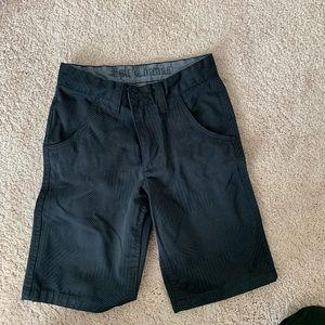Pin Striped Chino Shorts